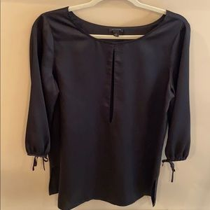 Ann Taylor Long Sleeve Swim Cover Up Dress Size S